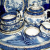 English China with Oriental motif