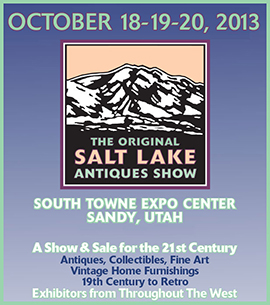 Salt Lake Antique Show